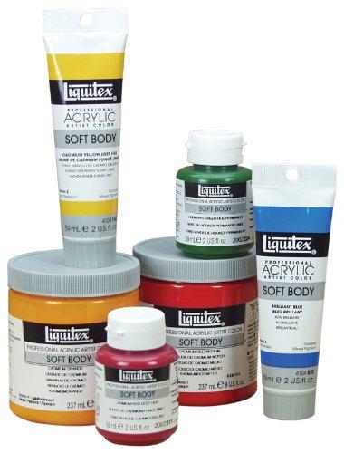 Liquitex-Professional-Soft-Body-Acrylic-Paint-Designer-Tube-6-piece-Set-0-1