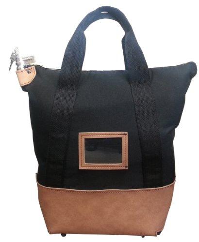 Locking-Courier-Bag-1000-Denier-Nylon-Combination-Lock-Black-0