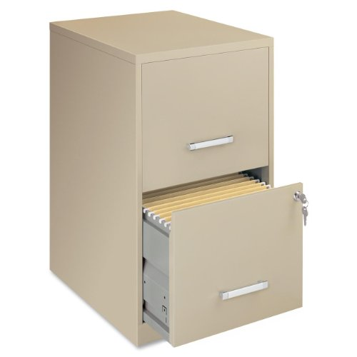 Lorell-18-Deep-2-Drawer-File-Cabinet-0