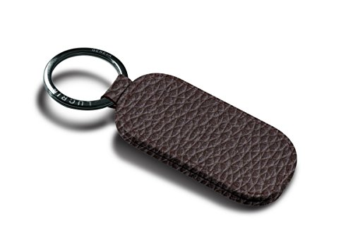 Lucrin-Round-Shaped-Keys-Holder-Granulated-Leather-0-1