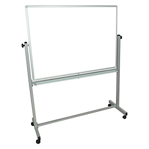 Luxor-Large-Double-Sided-Magnetic-Whiteboard-46W-x-1D-x-36H-inches-0