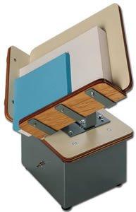 MBM-Hard-Oak-Tabletop-Paper-Jogger-Quick-Jog-0