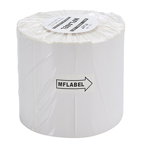 MFLABEL-4-Rolls-of-450-Direct-Thermal-Shipping-Labels-4×6-for-Zebra-2844-Zp-450-Zp-500-Zp-505-0-0