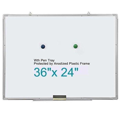 Magnetic-Dry-Wipe-Whiteboard-Eraser-Memo-Teaching-Board-0