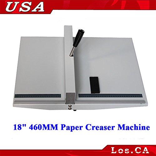 Manual-14-360mm-Scoring-Paper-Creasing-Machine-Scorer-Creaser-2Magnetic-Block-0