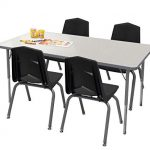 Marco-Group-Adjustable-Rectangular-Classroom-Table-and-4-Chair-Set-24-x-48-0