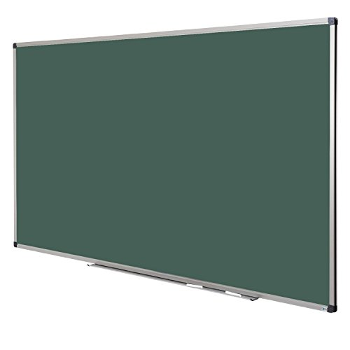 Master-of-Boards-Magnetic-Black-Board-Green-Chalk-Board-2-Sizes-Available-Aluminium-Frame-and-Pen-Tray-0