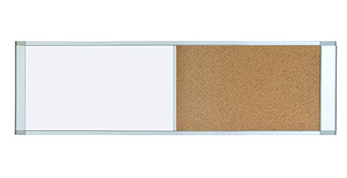 MasterVision-Magnetic-Gold-Ultra-Dry-EraseCork-Cubicle-Bulletin-Board-48-x-18-Inches-Aluminum-Frame-XA42003700-0