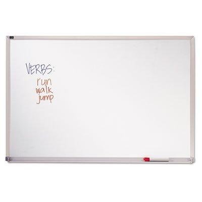 Melamine-Whiteboard-Aluminum-Frame-96-x-48-Sold-as-1-Each-0