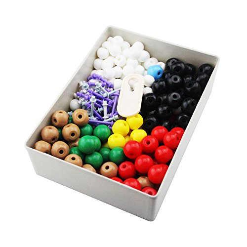 Mererke-Advanced-Organic-Chenistry-357-PIECE-Molecular-Model-Teacher-Set-Kit-166-Atom-Parts-MM-X4-0-0