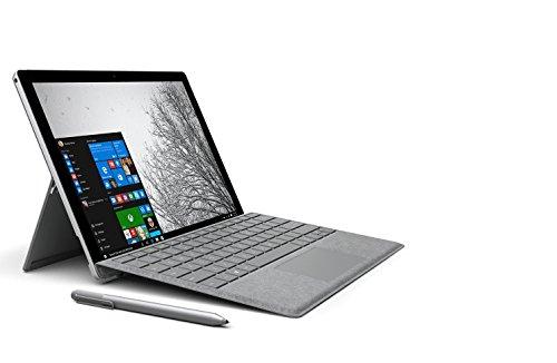 Microsoft-Surface-Pro-4-128-GB-4-GB-RAM-Intel-Core-M-Bundle-with-Backlit-Keyboard-Silver-0