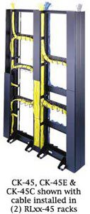 Middle-Atlantic-CK-45E-CK-Series-45U-Space-Relay-Rack-End-Cable-Organizer-0