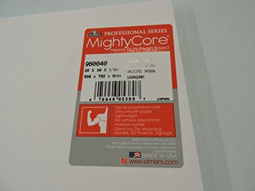 MightyCore-White-20×30-Premium-Foam-Board-5-sheets-0-0