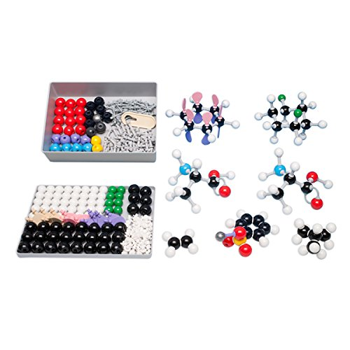 Molymod-MMS-003-Organic-Chemistry-Molecular-Model-Teacher-Set-111-atom-parts-0-0