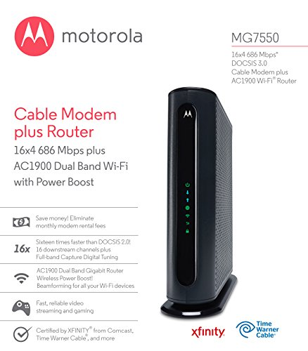 Motorola-16×4-High-Speed-Cable-Gateway-with-Wi-Fi-686-Mbps-DOCSIS-30-Modem-AC1900-Wi-Fi-Gigabit-Router-and-Power-Boost-0-1
