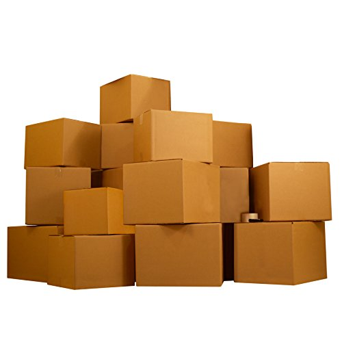Moving-Boxes-Economy-Value-Kit-For-2-Bedrooms-30-Moving-Boxes-Moving-Supplies-Packing-Tape-0