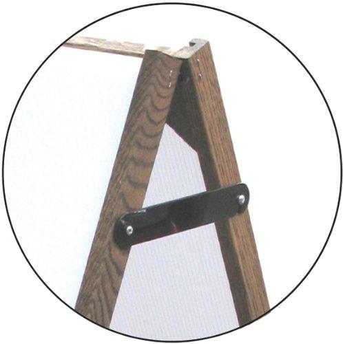NEOPlex-25-x-60-Sidewalk-A-frame-Sandwich-Board-Sign-wDry-Erase-Insert-Panels-0-0