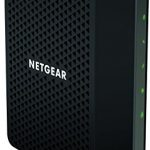 NETGEAR-CM400-8×4-Cable-Modem-DOCSIS-30-Max-Download-Speeds-of-343Mbps-Certified-for-XFINITY-by-Comcast-Time-Warner-Cable-Cox-Charter-more-CM400-1AZNAS-0-0