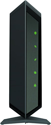 NETGEAR-CM400-8×4-Cable-Modem-DOCSIS-30-Max-Download-Speeds-of-343Mbps-Certified-for-XFINITY-by-Comcast-Time-Warner-Cable-Cox-Charter-more-CM400-1AZNAS-0-1