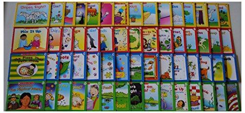NEW-60-Easy-Leveled-Books-Lot-Homeschool-Preschool-Kindergarten-First-Grade-1-0