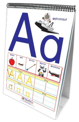 NewPath-Learning-Alphabet-Curriculum-Mastery-Flip-Chart-Set-Early-Childhood-0-0