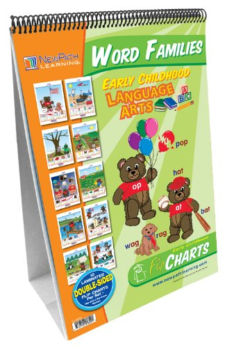 NewPath-Learning-Word-Families-Curriculum-Mastery-Flip-Chart-Set-Early-Childhood-0