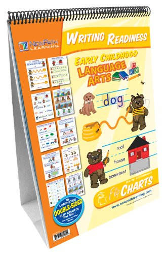 NewPath-Learning-Writing-Readiness-Curriculum-Mastery-Flip-Chart-Set-Early-Childhood-0