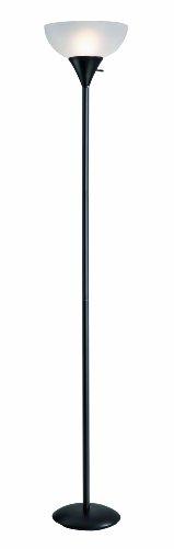 Normande-Lighting-JS1-161-70-Inch-150-Watt-Incandescent-Torchiere-Floor-Lamp-0