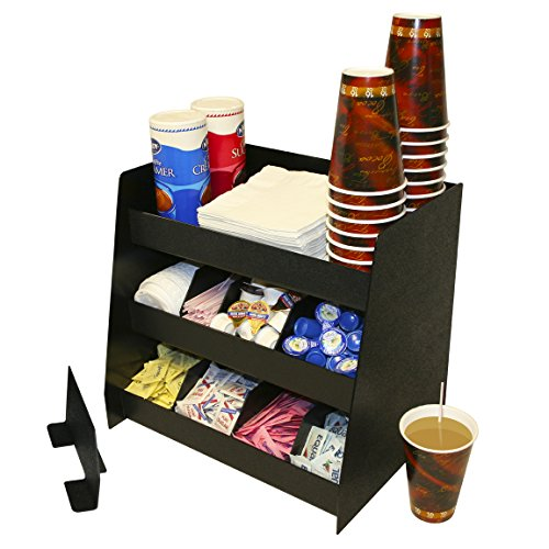 Now-11-Compartments-for-Coffee-Condiments-Comes-with-8-Extra-Tall-Removable-Dividers-16-Wide-Made-in-the-USA-by-PPM-0-0