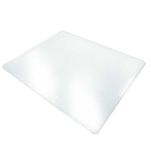 Office-Marshal-Polycarbonate-Chair-Mat-for-Carpet-Floors-High-Pile-Clear-Studded-Rectangular-Carpet-Floor-Protection-Mat-0-0