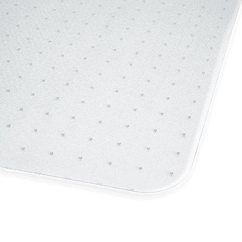 Office-Marshal-Polycarbonate-Chair-Mat-for-Carpet-Floors-High-Pile-Clear-Studded-Rectangular-Carpet-Floor-Protection-Mat-0-1