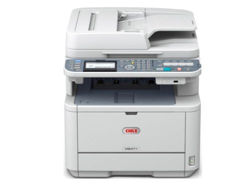 Oki-Data-MB-MB471-Monochrome-Printer-with-Scanner-and-Copier-0