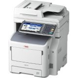 Oki-Data-MB760-49-PPM-Mono-MFP-Print-Copy-Scan-Fax-0