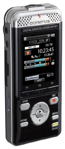 Olympus-DM-901-Voice-Recorder-with-4-GB-Built-In-Memory-0-0