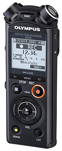 Olympus-V414151BU000-Linear-Pcm-LS-P2-Voice-Recorder-0-1