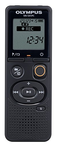 Olympus-VN-541PC-Black-Voice-Recorder-0