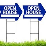 Open-House-Arrow-Shaped-Sign-Kit-with-Stands-4-Pack-Includes-4-signs-and-4-stands-0-0