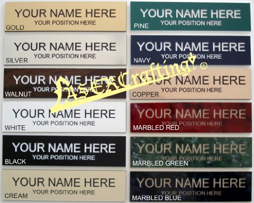 PACK-OF-10-Personalized-Office-Desk-Name-Plate-or-Door-Sign-With-Wall-or-Desk-Holder-2×8-Laser-Engraved-Signage-Material-CUSTOMIZE-0-0