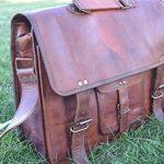 PL-16-Inch-Vintage-Leather-Messenger-Bag-Briefcase-Fits-upto-156-Inch-Laptop-0-0