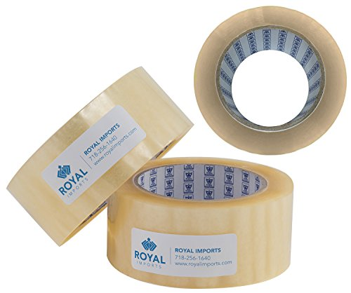 Packing-Tape-Adhesive-Clear-PVC-Roll-for-Moving-Shipping-and-Packaging-Boxes-by-Royal-Imports-0-1