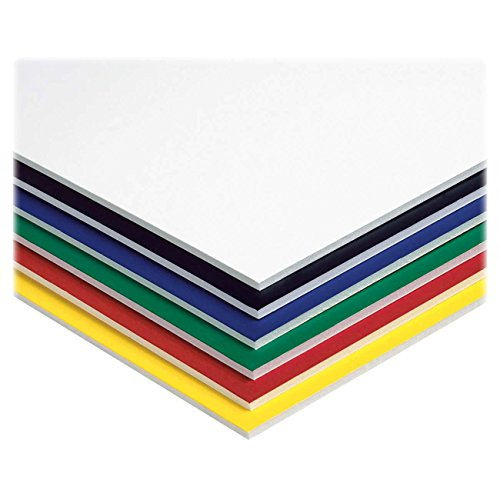 Pacon-Foam-Board-20X30-Assorted-Colors-10-Boards-0