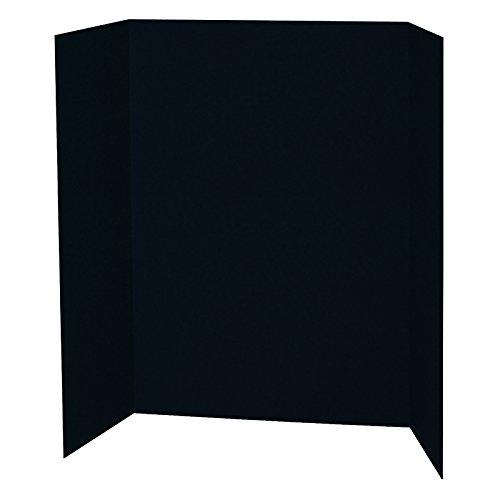 Pacon-PAC3766BN-Black-Presentation-Board-48-X-36-MultiPk-6-Each-0