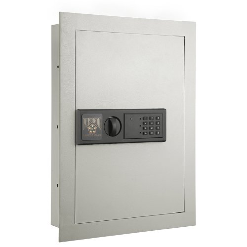 Paragon-7750-Electronic-Wall-Lock-and-Safe-83-CF-Hidden-In-Wall-Large-Safe-0