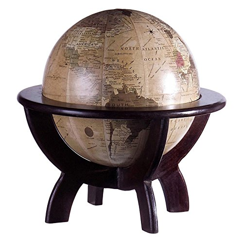 Parchment-Globe-on-Stand-105-in-Diam-0