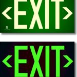 Photoluminescent-Exit-Sign-Green-Code-Approved-UL-924IBC-2012NFPA-101-2012-0-0