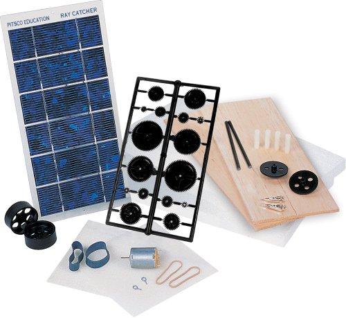 Pitsco-Ray-Catcher-Sprint-Deluxe-Solar-Car-Kit-0