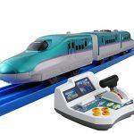 Plarail-I-driving-Mascon-Hokkaido-Shinkansen-Hayabusa-0