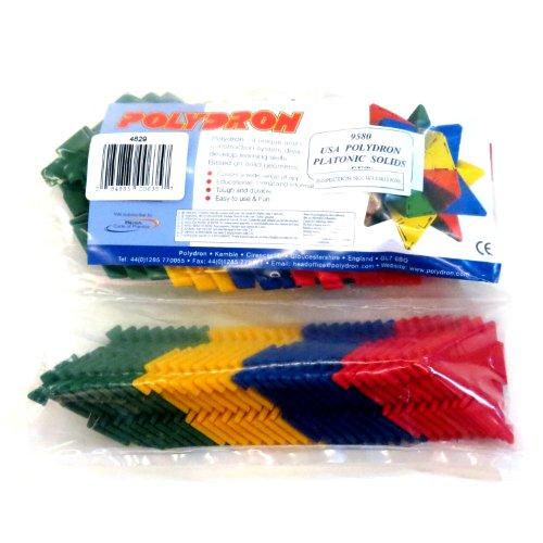 Polydron-Platonic-Solids-Set-50-Pieces-0-0