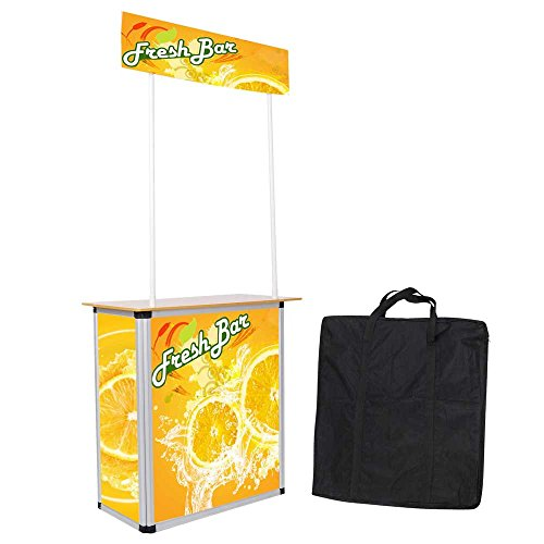 Popup-Promotion-Counter-Table-Booth-Aluminum-Frame-Demo-Display-Kiosk-Trade-Show-0