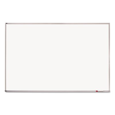 Porcelain-Magnetic-Whiteboard-72-x-48-Aluminum-Frame-Sold-as-1-Each-0-1